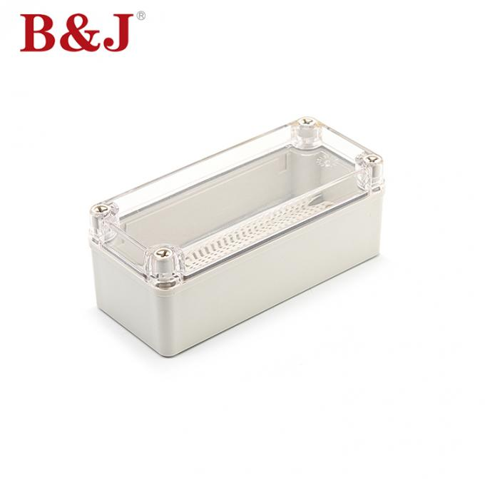80X180X70 Waterproof Box Transparent Lid Box IP 68 Switch Box