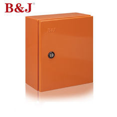 China Easy Installation Sheet Metal Electrical Enclosures Long Lasting Durability supplier