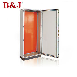 China IP55 Industrial Floor Standing Electrical Enclosures Sturdy Unibody Construction supplier