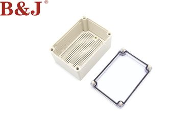 China Low Voltage Waterproof Electrical Switch Box ABS For Fire Fighting Equipment supplier
