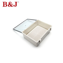 China Transparent Cover Outdoor Electrical Enclosure , Outdoor Weatherproof Electrical Enclosures supplier