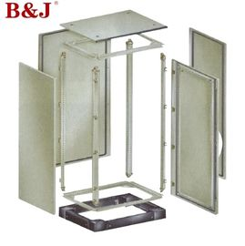 China 1.5mm Thickness Free Standing Electrical Enclosures Epoxy Polyester Coating supplier