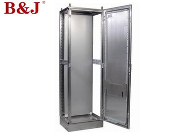 China High Strength Floor Standing Electrical Enclosures Standard Modular Installation Hole Design supplier