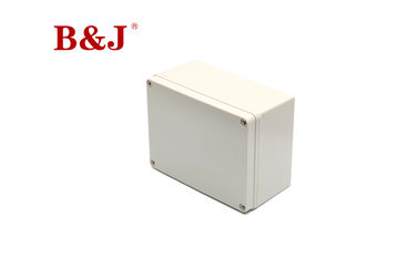 China ABS Wall Mount Plastic Electrical Enclosure Boxes IP68 With Screw Cover factory
