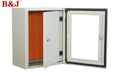 China Industrial Metal Electrical Enclosure Box Smooth Fully Welded Construction factory