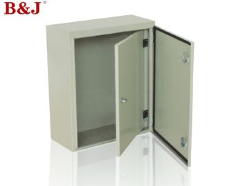 China Plastic Lock Metal Weatherproof Junction Box Epoxy Polyester Coating In Various Industries factory