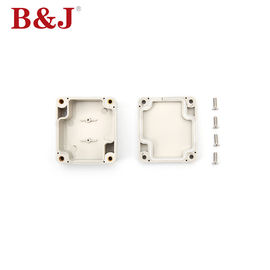 China 58 x 64 x 35 mm Waterproof Electrical Enclosures Plastic With Metal Screws distributor