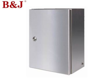 China Wall Mounted Stainless Steel Electrical Enclosure Boxes , Lockable Stainless Steel Terminal Box distributor