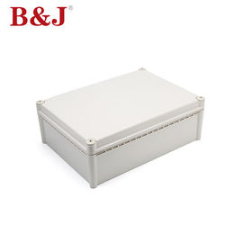 China Outdoor Industrial Plastic Enclosures 280 x 380 x 130 mm Superior Corrosion Resistance distributor