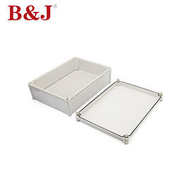 China Outdoor Plastic Electrical Enclosure Boxes , ABS Plastic Enclosure For Electronics distributor