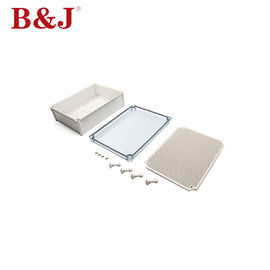 China 280X380X130 IP68 Plastic Transparent Lid Waterproof and Moisture-Proof Junction Box factory