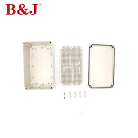 China Plasticity of 150x250x100 IP68 Waterproof Joint  Transparent cover box factory