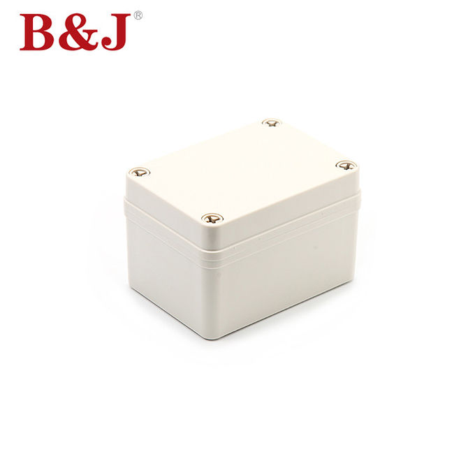 80X110X70mm High Quality ABS single phase panel electric meter box